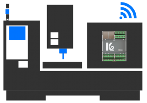 IoT on CNC